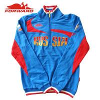 Free shipping Forward sports pullover sweatshirt jersey russia Women print
