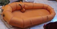 Jsc-1 lifeboat pilot lifeboat drifting boat