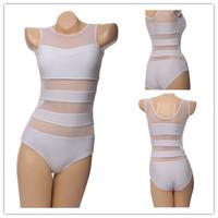 2014 sexy crochet Swimsuit Bikini Holiday Beach Dress tankini for women white 145