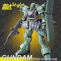 Taipan model 1:144 HGUC 122 Gera Zulu pro-Guard Gundam GUNDAM Japanese cartoons military robot toy bricks War model 14cm