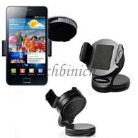 Universal Windschutzscheibe Windshield Car Kit Mount Holder Stand Auto Halterung Halter For IPHONE 5S 5C 4S HTC One M8 M7 GPS