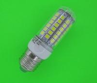 NEW 85V-265V/AC 5W 6W 7W 12W E27 5050 LED Corn Bulb Light LED Lamp 360 degree white / warm white Free Shipping