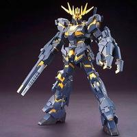 1/144 of large model building DABAN HGUC 134 black unicorn indigoeyes banshee burst mode Gundam robot model building toys 15cm
