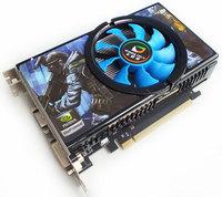 GeForce 8600GT  real 1G 1024M  128BIT  ddr2 high half knife card case size graphics card