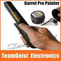 ISO Certified Garrett CSI PRO-POINTER Metal Detector Pinpointer Hand Held Waterproof Detectors with Belt Holster Free Shipping