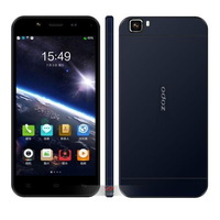 ZOPO ZP1000 Ultrathin Smartphone 5.0 Inch HD Screen MTK6592 Android 4.2 OTG 1GB 16GB - Golden/Blue/White
