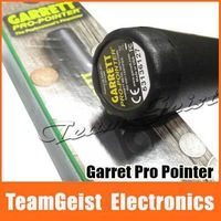 ISO Certified Garrett PRO CSI PRO-POINTER Metal Detector Pinpointer Hand Held Waterproof Detectors + Belt Holster with Battery
