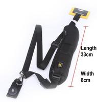 K Quick Nylon Rapid Neck Shoulder Strap Camera Single Shoulder Decompression Belt Strap for SLR DSLR  5D 2 550D D7000 D3
