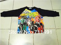 wholesale JP BANDAI KAMEN RIDER WIZARD Carton T Children clothes boys  t shirt kids clothes by free shipping TPETS brand