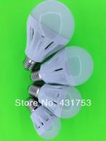 5pcs/lot 5W 7W 12W 15W E27 LED Bulb 200-240V/AC LED lamp cold/warm white smd 5730 LED Light spotlight Free shipping
