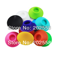 Electronic Cigarette Base Silicone Sucker Holder Fit For Ego Battery MT3 T2 CE4 Atomizer