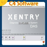 diagnostic software C4 HDD  MB SD Compact 4 Latest Software DL  D630 HDD Star Diagnostic Tool with free  shipping