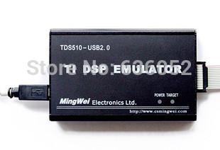Dsp artificial device tds510 usb2.0 win7 32bit debug dowload simulator F2833X F2801X C672X CCS2.2 CCS3.1 CCS3.2 CCS3.3 WindowsXP(China (Mainland))