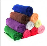 Superfine fiber towels wholesale medium car wash towels super absorbent towel, random delivery, do not pick the color