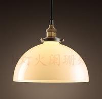 Glass pendant light fashion personalized bar counter lamp pendant lamp simple european brief fashion decoration lamp