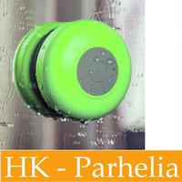 Waterproof Wireless Bluetooth Portable Shower Sucker Speaker With Handfree, mini wireless shower speaker with siri for iphone