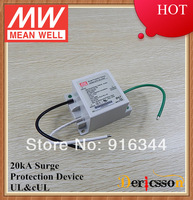 20kA AC Surge Protection Device SPD-20-240P MEAN WELL original