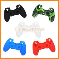 For Sony PlayStation 4 PS4 Controller Silicone Case