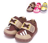 New Baby Infant Boy Girl Toddler Shoes Casual Walking shoes Canvas Size 4.5-7.5