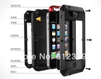 Not afraid to fall phone  case for 5 s following from metal anti-corrosion iphone 5 cases waterproof and protective shells
