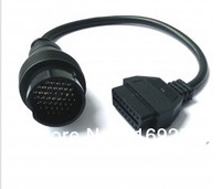 IVECO 38Pin Cable OBD 2 Diagnostic Adapter Connector Car Diagnostic Interface Cable For IVECO Trucks With Free Shipping