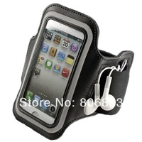 Free shipping for iphone 5 5s New Running Sports Gym Armband Case Cover