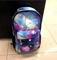 Star Pattern Women Shoulder Bag Korean Style Backpack Travel Shoulder Bag Explosion Models Free Shipping