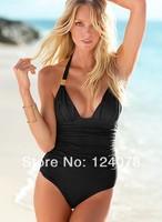 Hot Sale Sexy Women Swimwear One Piece Swimsuits Holiday Beach Bikini Set Nylon and Spandex 6 Colors S M L