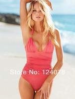 Brand New S M L Vintage Sexy Bikini Set Womne's Swimwear One Piece Swimsuit 300pcs/lot