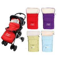 NEW Retail Newborn Baby Sleeping Bags Winter Baby Sleep sacks for Stroller Cart Basket Infant Flea bag Thick Multifunctional