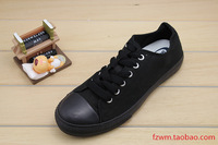 Soda black canvas shoes personality 39 40 41 42