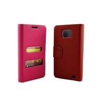 For samsung i9100 phone case for samsung i9100 i9105p i9105 i9108 flip cover protective case