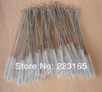 Free shipping stainless steel cleaning brush,bottle brush,straw brush