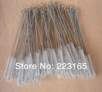 Free shipping stainless steel cleaning brush,bottle brush,straw brush