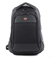 Free Shipping 2014 New Men's and women's shoulder bag backpack High quality Swiss army knife Travel bag 15 inches