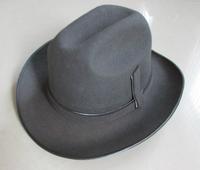 Lihua wool fedoras style cowboy hat
