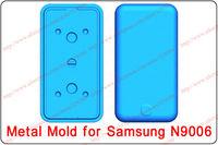 3d sublimation case metal mold for samsung N9006 diy case mold clamp for samsung N9006