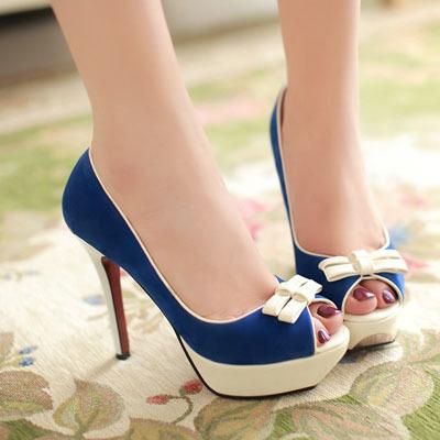 Туфли на высоком каблуке ENMAYER 2colors 2014-3-25-8756892301
