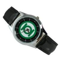 DC Universe Green Lantern Superhero Boy Man Fashion Watch Xmas Wrist Free Shipping