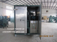 Transformer oil regeneration system ZYB   Insulation Oil Filtration Unit   Transformer Oil Filter Machine