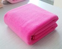 Ultrafine fiber super soft towel 30 70cm