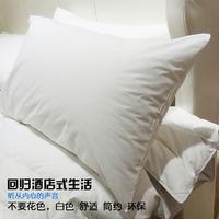Tektronix pillow case white home textile a pair of