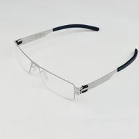 Hot Sale 2014 New Arrival Fashion Brand Designer Eyeglasses Frames IC Ber Grigorij Ultra Light Glasses Frame 4 Colors Retail