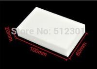 Free shipping New 2014 Hot Selling  wholesale 400pcs Magic Sponge Eraser  Melamine Cleaner Multi-functional Cleaning