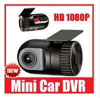 1920*1080P D168 HD Smallest Mini Car Camera 140 High Definition Wide-angle Lens 12V Car DVR Cam Recorder G-sensor Drop Shipping