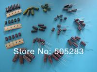 24 value 120pcs motherboard Electrolytic Capacitors Kit 4v-35v 100uf-3300uf