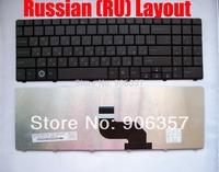 Genuine New Russian Layout Keyboard For  Medion E6217 DNS peagtron H36 0KN0-W01RU121 MP-08G63SU-5287 Series Black RU