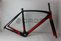 Best sales! high quality Di2 UD matte finish OEM carbon racing bicycle frame