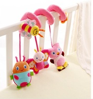 Free shipping A clearance sale bed cathe crib bed trailer hang around multi-function music educational bedside bell baby toys
