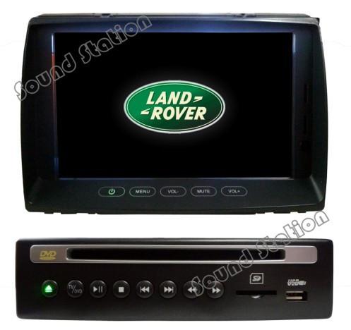 Autoradio Freelander 2 Car DVD GPS Automotivo Radio HeadUnit Central Multimedia for Land Rover for LandRover Freelander 2(China (Mainland))